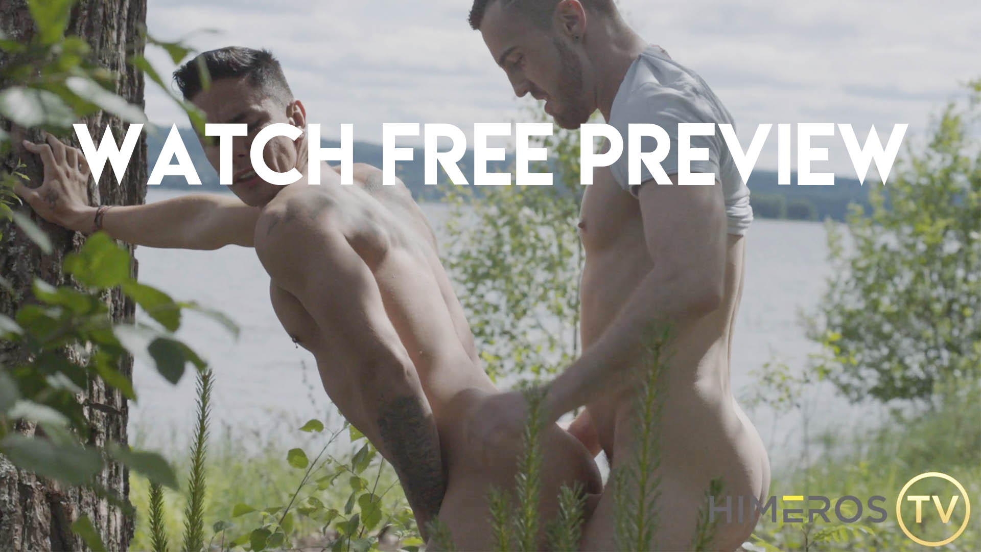 Amazing Erotic Video himeros.tv preview - the best gay sex of your life